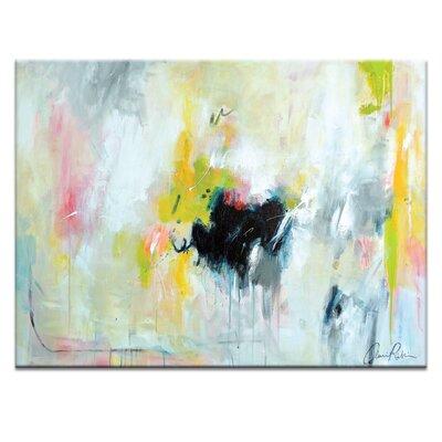 Artist Lane 'Pride and Joy' by Amira Rahim Art Print on Wrapped Canvas