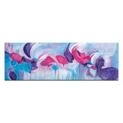 Artist Lane 'Symphony' by Brenda Meynell Art Print on Wrapped Canvas