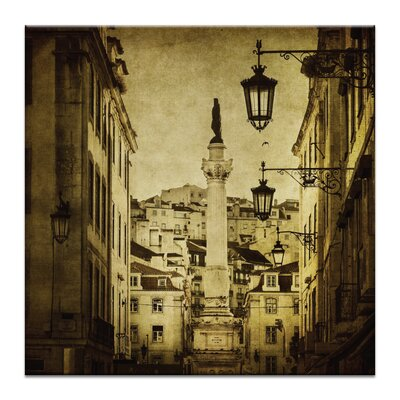 Artist Lane 'Aristocrats' by Andrew Paranavitana Photographic Print on Wrapped Canvas