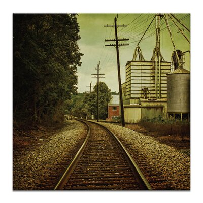 Artist Lane 'Endless Journey' by Andrew Paranavitana Photographic Print on Wrapped Canvas