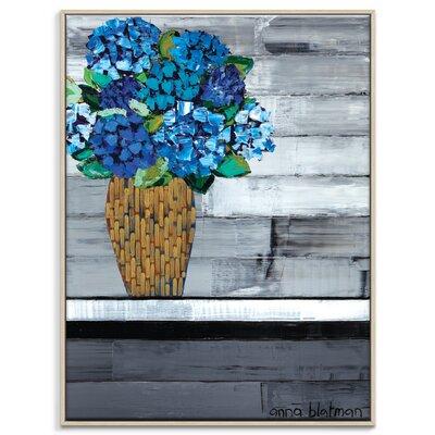 Artist Lane 'Suzy' by Anna Blatman Framed Art Print on Wrapped Canvas