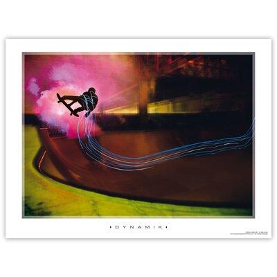 Positive Impulse Kunstdruck Dynamik - 60 x 80 cm