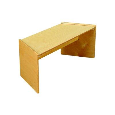 Circle Time Wood Bench