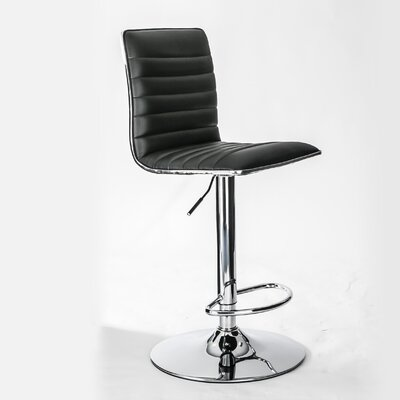 Alphason Colby Swivel Adjustable Bar Stool