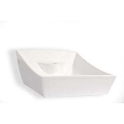 Soria Ceramic Specialty Vessel Bathroom Sink