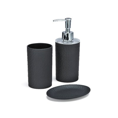 Etol Design AB Shape 3 Piece Bathroom Accessory Set