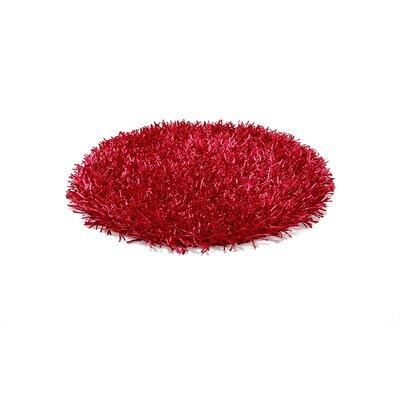 Etol Design AB Metallic Red Area Rug