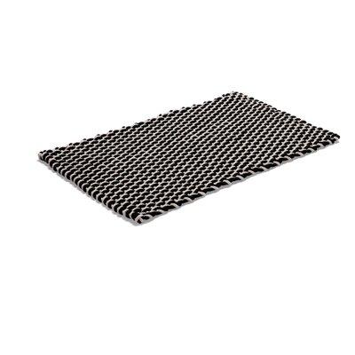 Etol Design AB Rope Black Area Rug