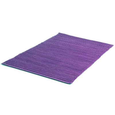 Etol Design AB Ribb Purple Area Rug