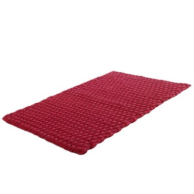 Etol Design AB Rope Candy Red Area Rug