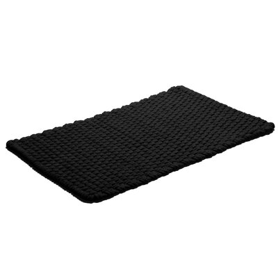 Etol Design AB Rope Black Area Rug