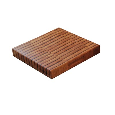 Oak Wine Barrel Cutting Board