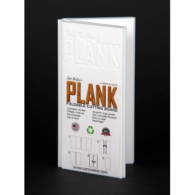Plank Cutting Board Size: Small