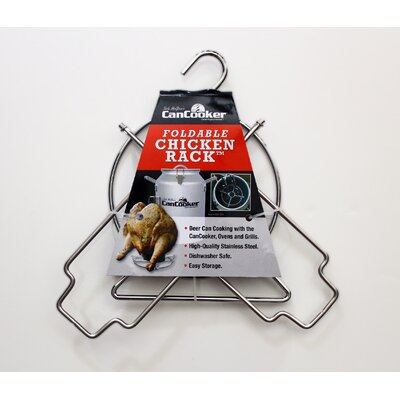 Poultry Steamer and Grill Rack
