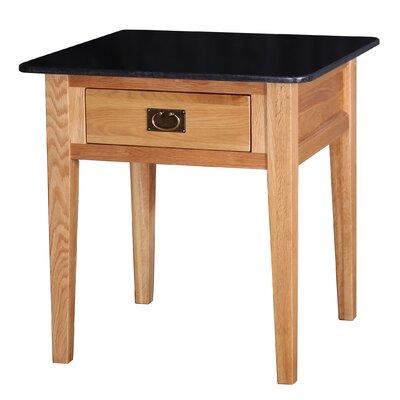 Alpen Home De Long Side Table