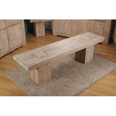 Alpen Home Aetna Estates Wood Kitchen Bench