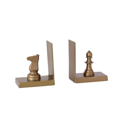 House Additions Royalty Bookends
