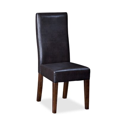 Home & Haus Leather Upholstered Dining Chair