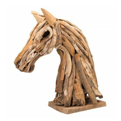 Alpen Home Horses Head Bust