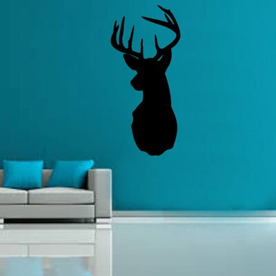 Alpen Home Kohala Stag Trophy Wall Sticker