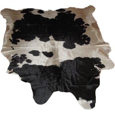 Alpen Home Louviers Hand-Woven Black Area Rug