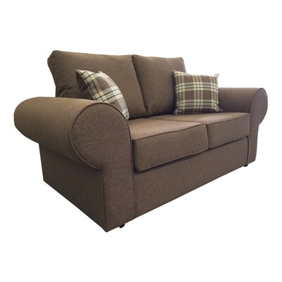 Alpen Home Black Forest 2 Seater Sofa