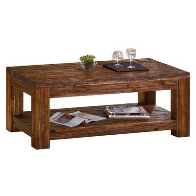 Alpen Home Cedaredge Coffee Table with Magazine Rack