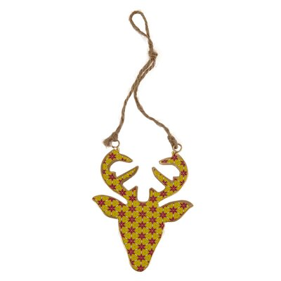 Alpen Home Decorative Hanging Stag Head