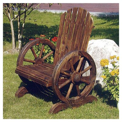 Alpen Home Flattop Arm Chair