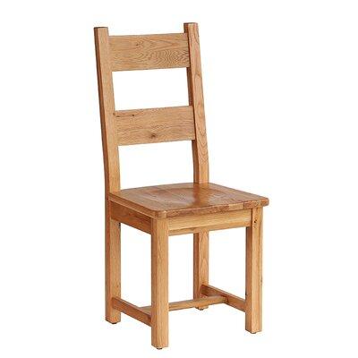 Alpen Home Millais Petite Solid Oak Dining Chair
