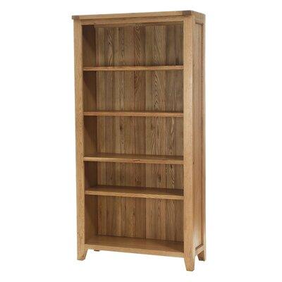 Alpen Home Millais Petite Solid Oak Display Cabinet