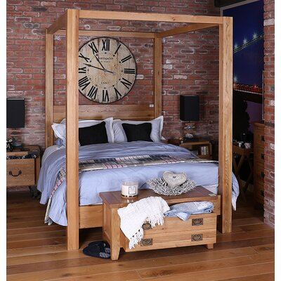 Alpen Home Millais Petite European Double Bed Frame