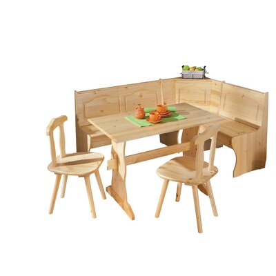 Alpen Home Wamsutter Dining Table and 2 Chairs