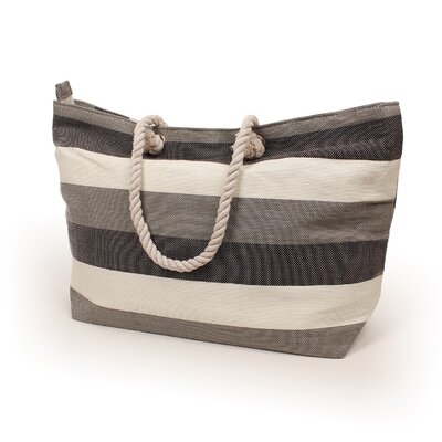House Additions 3 Stripe Tote Bag