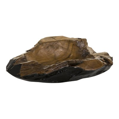 Alpen Home Tonkawa Massive Wood Bowl