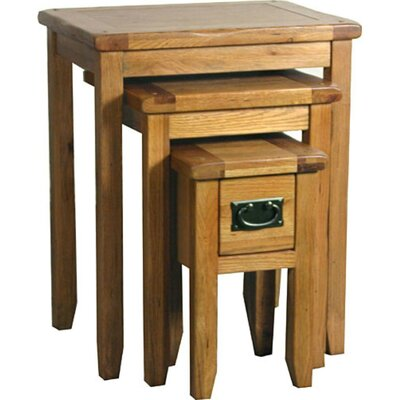 Alpen Home Puerco Small 3 Piece Nest of Tables