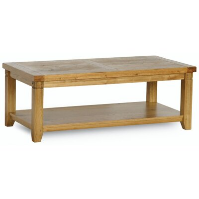 Alpen Home Oceaner Coffee Table with Magazine Rack