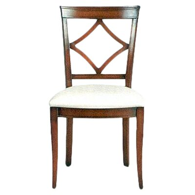 Prestington Tarporley Solid Wood Upholstered Dining Chair