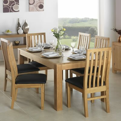 Prestington Dining Table and 6 Chairs