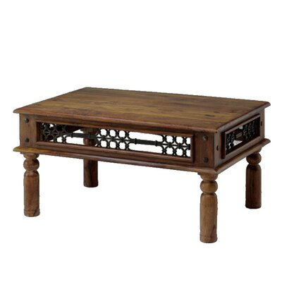 Prestington Jali Coffee Table