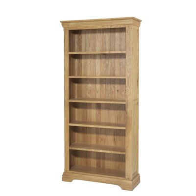 Prestington Heritage Tall Wide 200cm Standard Bookcase