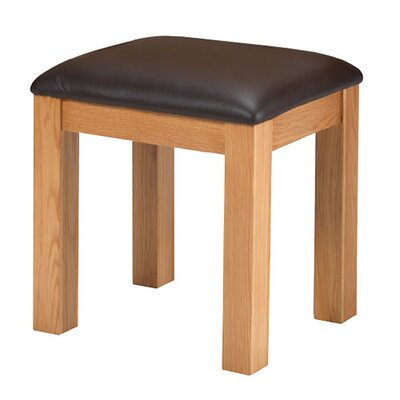 Prestington Heritage Upholstered Dressing Table Stool
