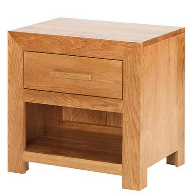 Prestington Heritage 1 Drawer Bedside Table