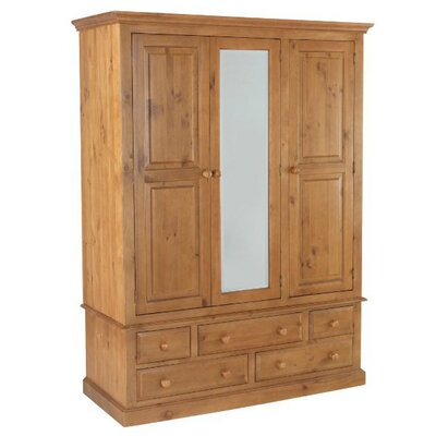 Prestington Hendon 3 Door Wardrobe
