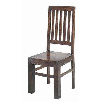 Prestington Jali Solid Sheesham Dining Chair