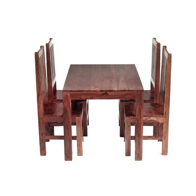 Prestington Peyton Dining Table and 4 Chairs