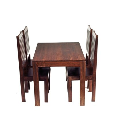 Prestington Hayden Dining Table and 4 Chairs