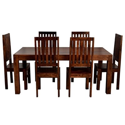 Prestington Hayden Dining Table and 6 Chairs