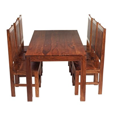 Prestington Peyton Dining Table and 6 Chairs
