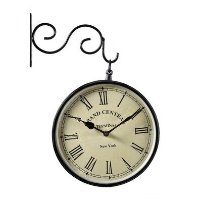 Prestington Railway Double Sided Wall Clock